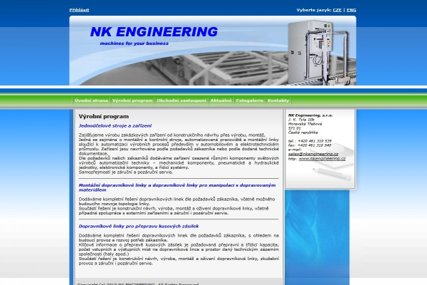 NK Engineering, s.r.o.